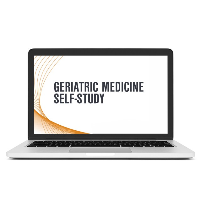 Geriatric Medicine Self-Study