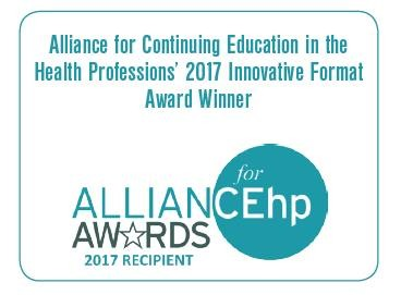 Alliance for Continuing Education Award Logo