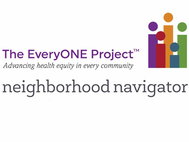 The EveryONE Project: Neighborhood Navigator logo