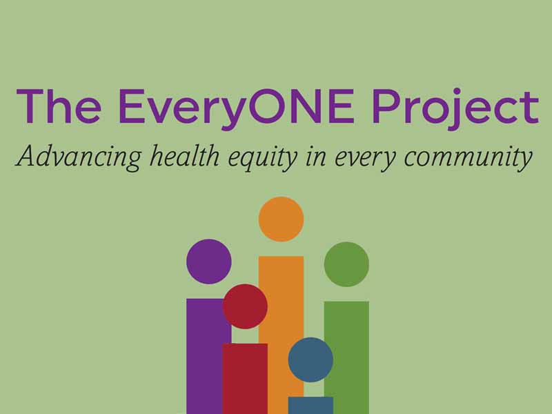 The EveryONE Project logo