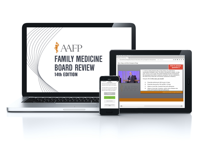 Family Medicine Board Review Self-Study