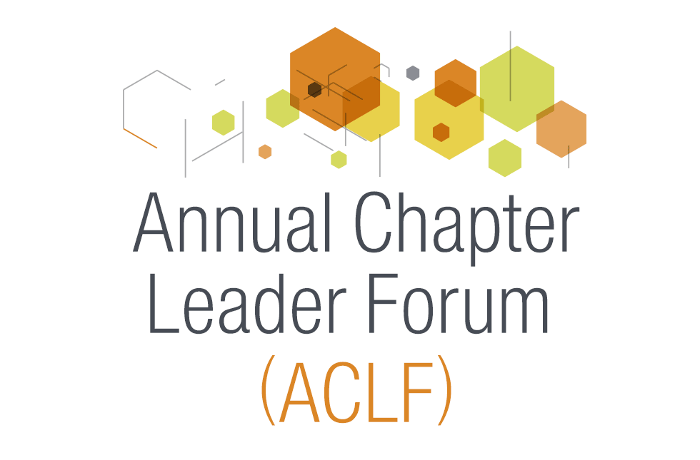 Annual Chapter Leader Forum logo