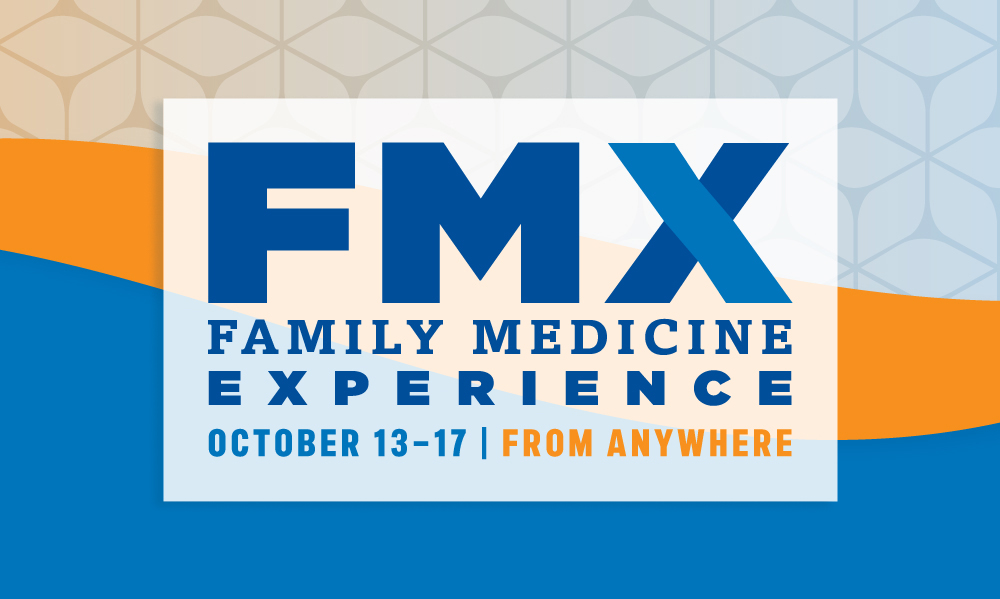 FMX - Family Medicine Experience Virtual 2020