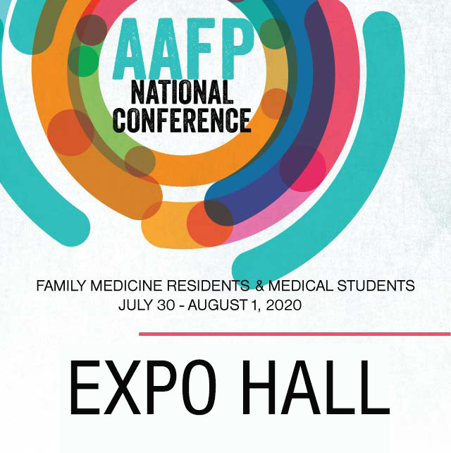 AAFP National Conference Expo hall