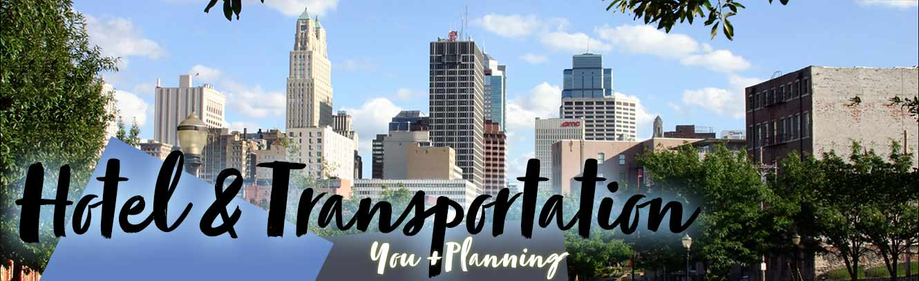 Hotel and Transportation = You + Planning