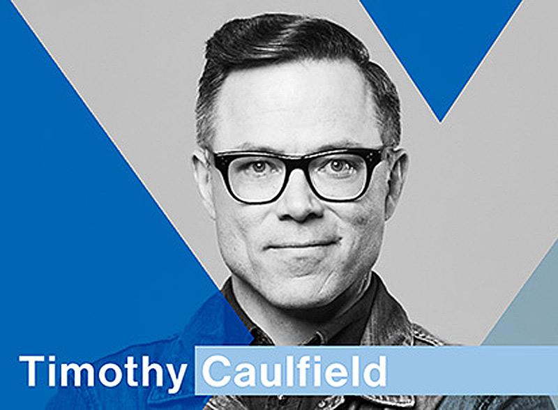 headshot of 2020 FMX main-stage speaker Timothy Caulfield, Ph.D.
