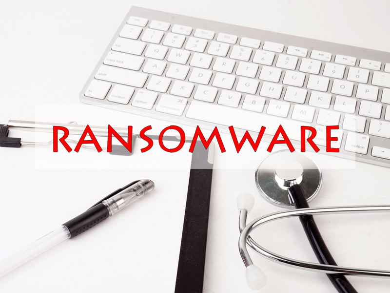 ransomware concept