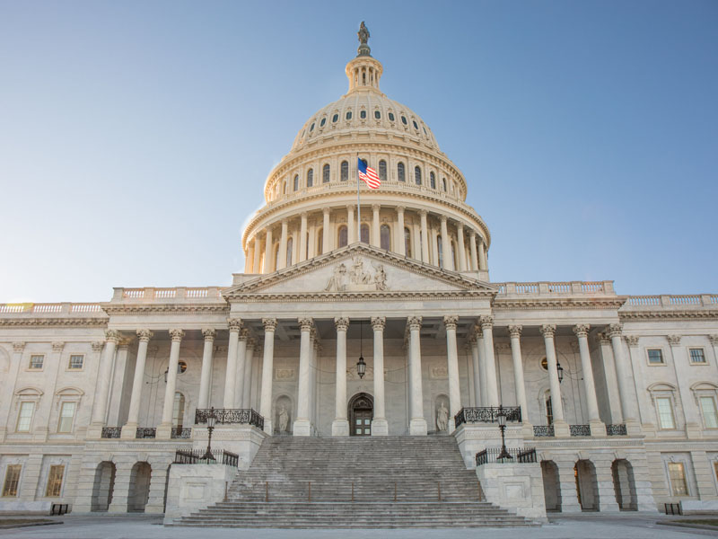 We're Back on the Hill for a Day of Intense Advocacy